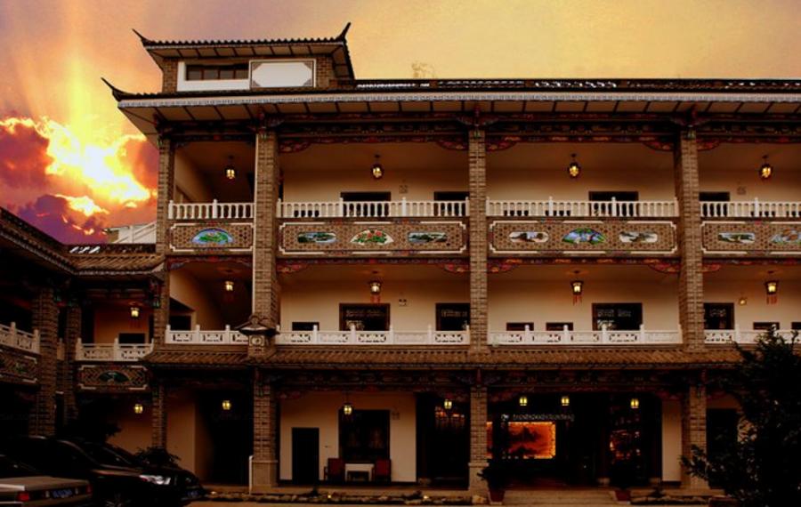 大理银峰酒店