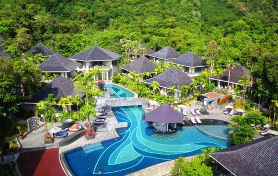 Mandarava Resort and Spa Phuket (普吉岛卡伦海滩曼达拉巴SPA度假村)
