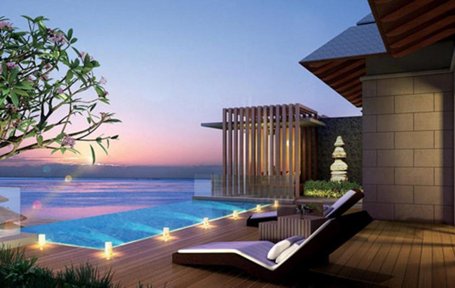 The Ritz-Carlton, Bali (巴厘岛丽思卡尔顿酒店)