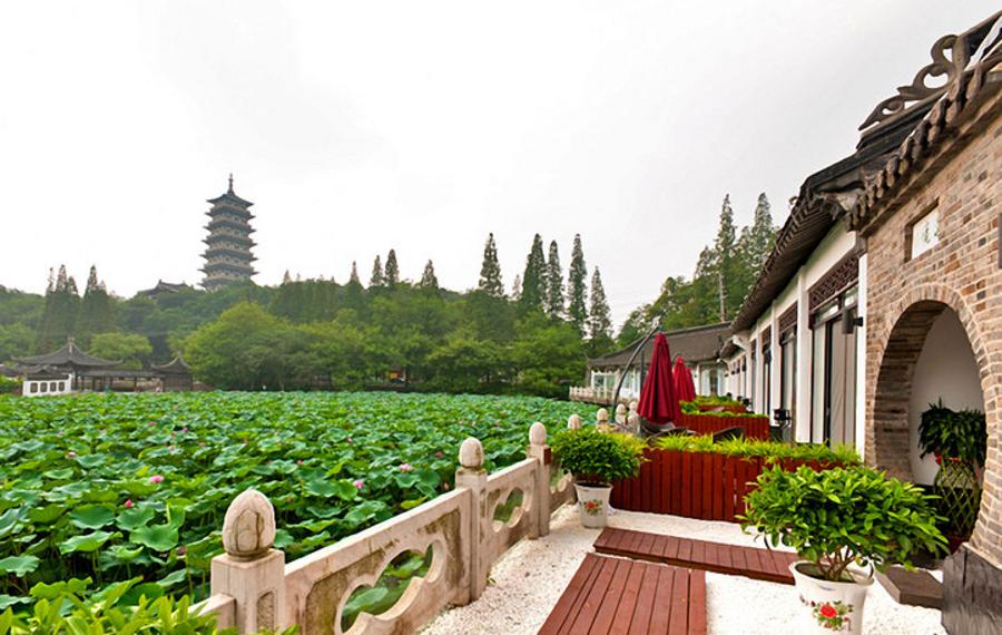 扬州画舫风情酒店