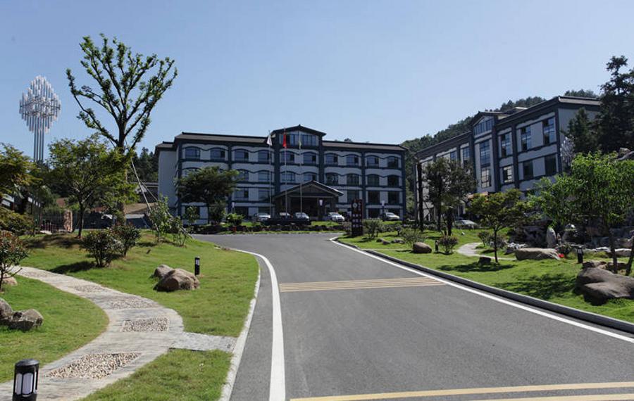 宜兴氿悦沐心香村酒店