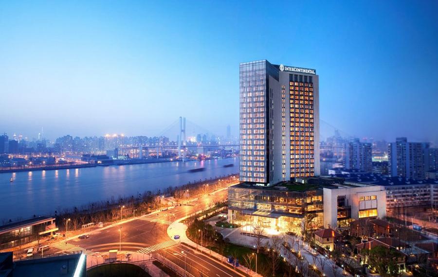 上海世博洲际酒店