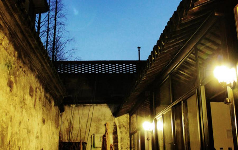 西塘般若禅文化主题酒店