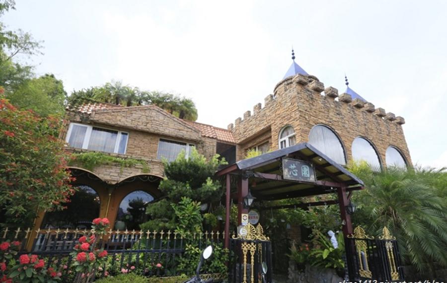 宜兰芯园-我的梦中城堡(Xin Yuan-My Dream Castle)