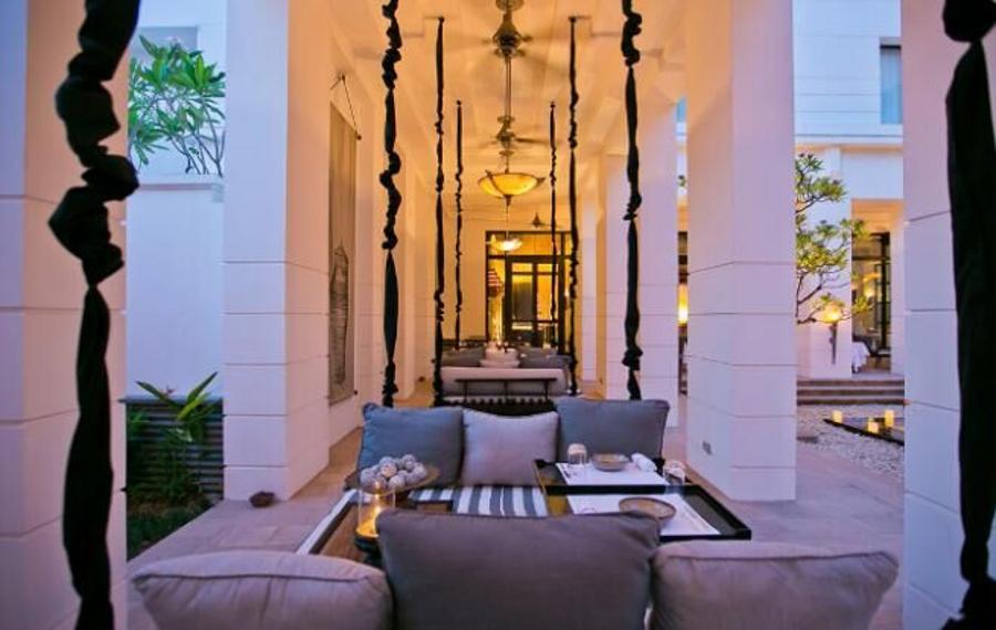 Park Hyatt Siem Reap (暹粒柏悦酒店)