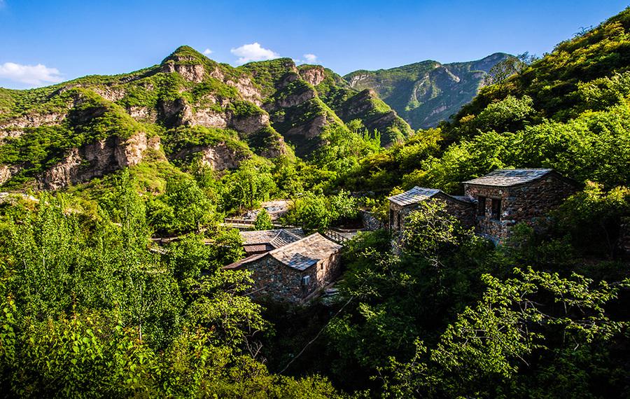 北京隐居乡里·云上石屋酒店