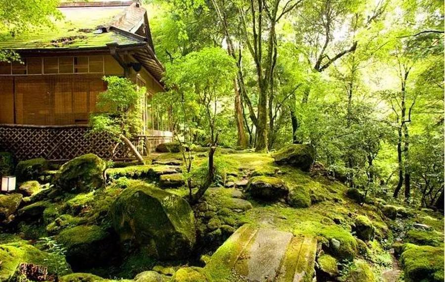 奈良县月日亭温泉旅馆(Tsukihitei Ryokan)