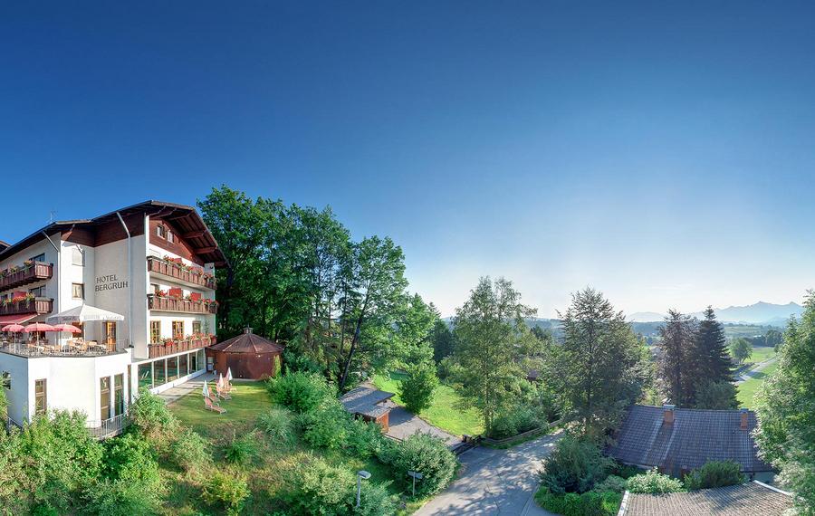 Hotel Bergruh(贝格鲁酒店)