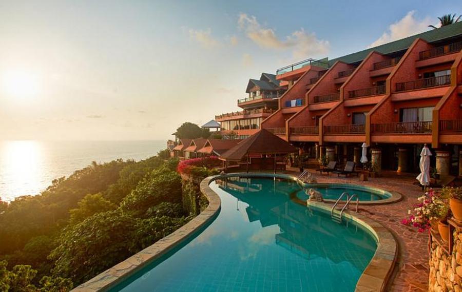 Samui Bayview Resort & Spa(苏梅岛湾景Spa度假村)
