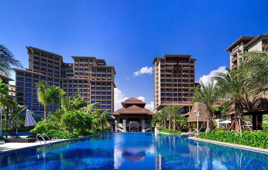 君澜·三亚湾迎宾馆海景度假酒店