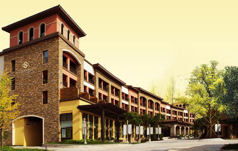 重庆上邦酒店(原上邦温泉度假酒店)