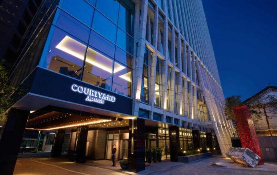 南大门万豪首尔万怡酒店(Courtyard By Marriott Seoul Namdaemun)