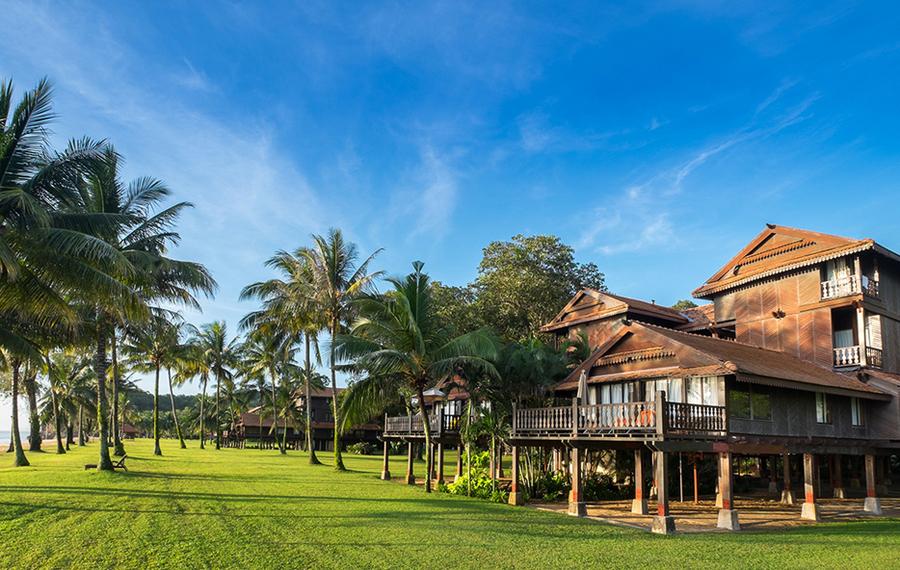 马来西亚珍拉丁湾地中海俱乐部(Club Med Cherating)