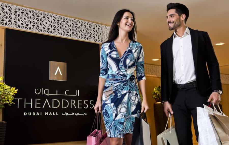 迪拜购物中心阿德里斯酒店