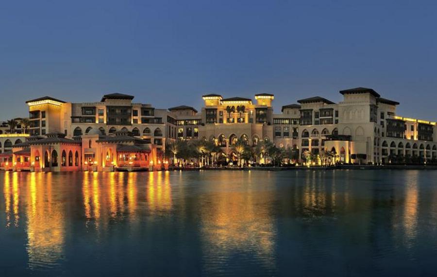 迪拜市中心皇宫酒店 Palace Downtown Dubai