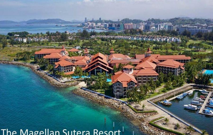 The Magellan Sutera Resort Kota Kinabalu(哥打京那巴鲁丝绸麦哲伦酒店)
