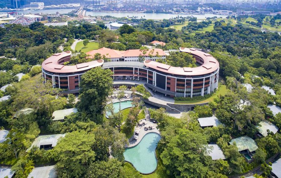 新加坡嘉佩乐酒店