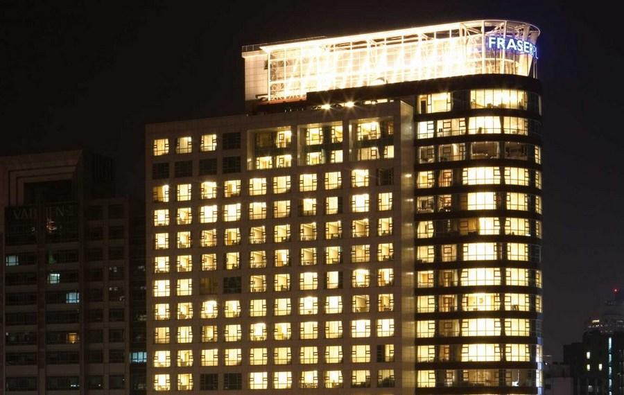 首尔中心辉盛国际公寓