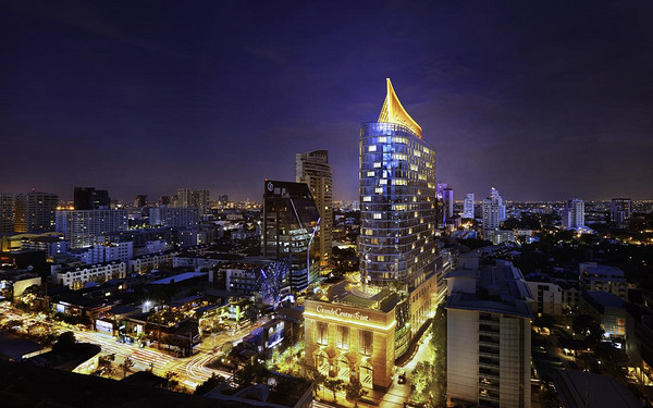 曼谷素坤逸中心55超豪华酒店 Grande Centre Point Sukhumvit 55