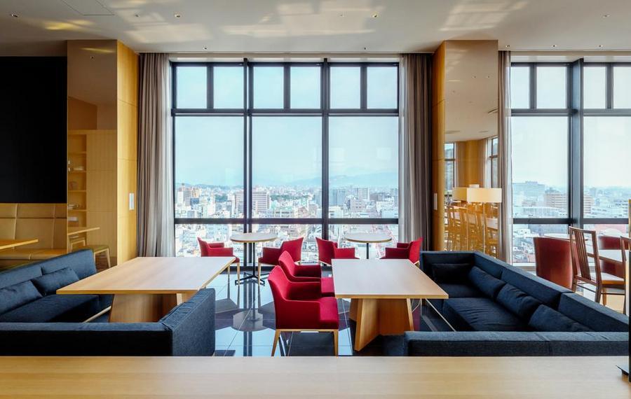 爱媛县松山大街道光芒酒店 Candeo Hotels Matsuyama Okaido Ehime