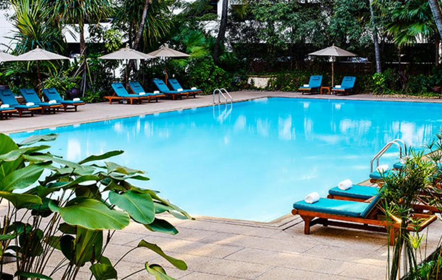 曼谷安纳塔拉暹逻酒店(Anantara Siam Bangkok Hotel)