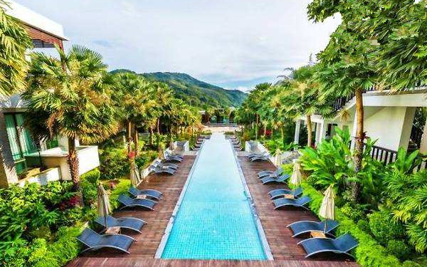 Wyndham Sea Pearl Resort Phuket(普吉岛温德姆海洋明珠酒店及度假村)