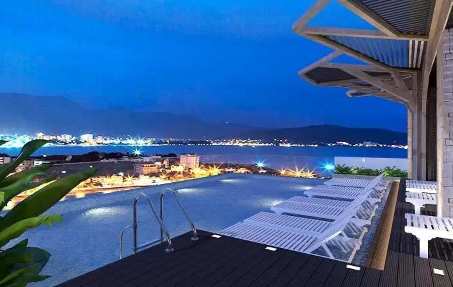 芽庄森维高级酒店 Sen Viet Premium Hotel Nha Trang