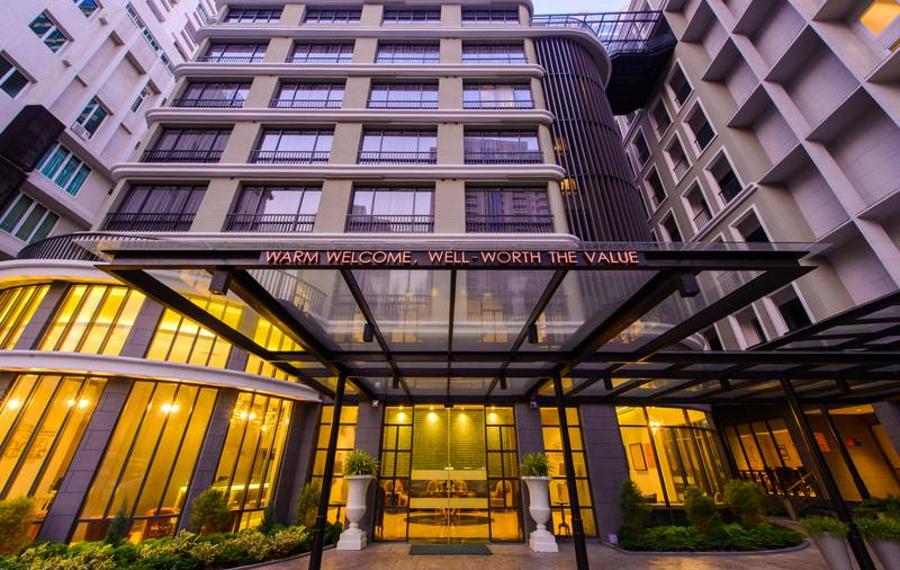 曼谷素坤逸维尔酒店 Well Hotel Bangkok Sukhumvit 20