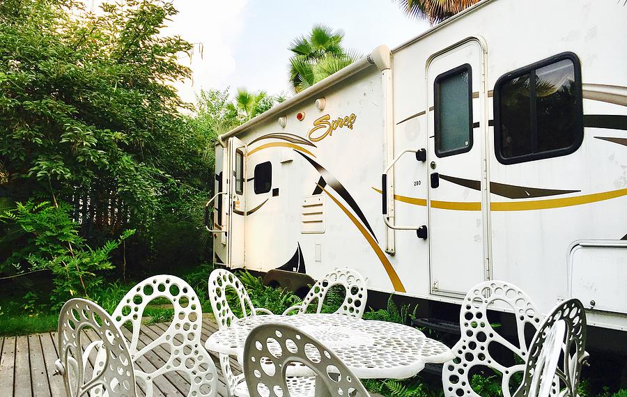 成都棕榈世界房车露营地