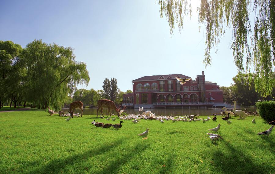 北京在之禾度假酒店(原紫玉度假酒店)