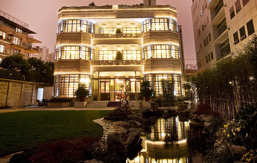 上海贝轩大公馆