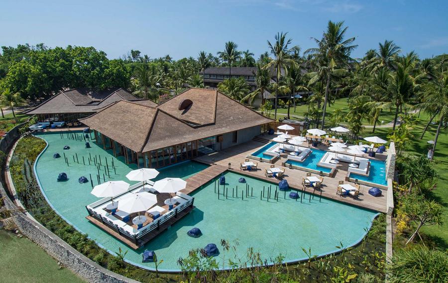 巴厘岛地中海俱乐部 Club Med Bali
