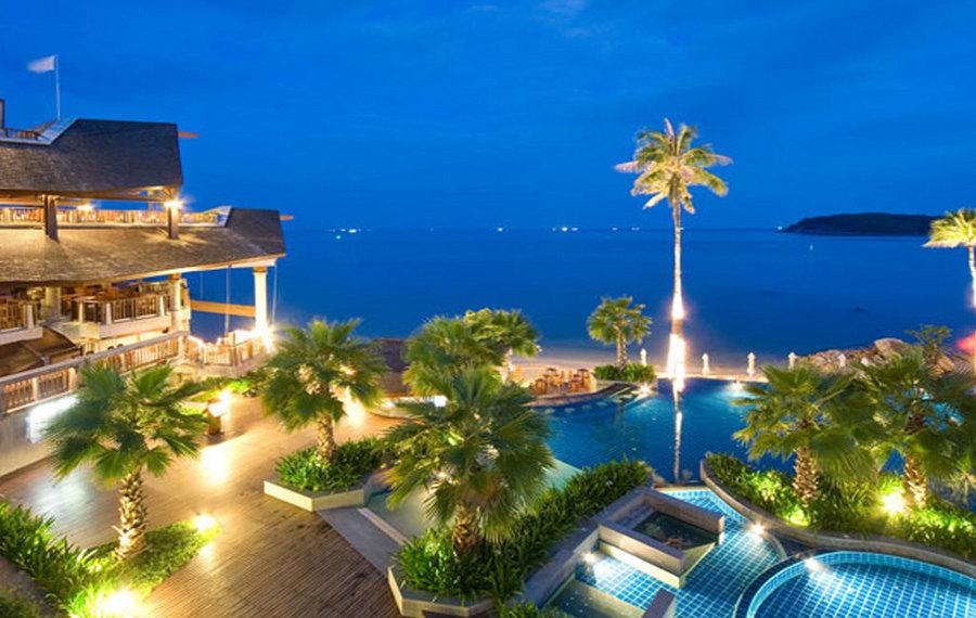 苏梅岛诺拉布里温泉度假酒店
