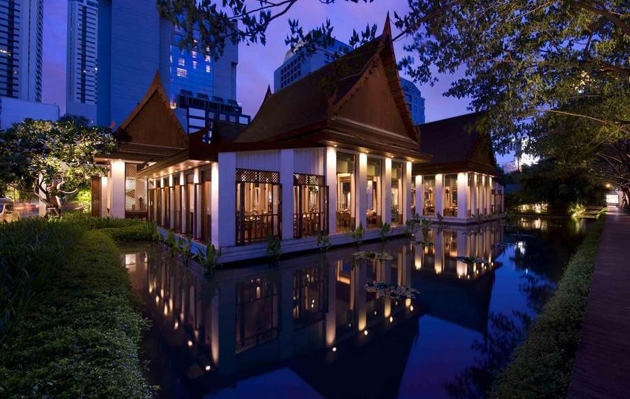 曼谷素可泰酒店The Sukhothai Bangkok