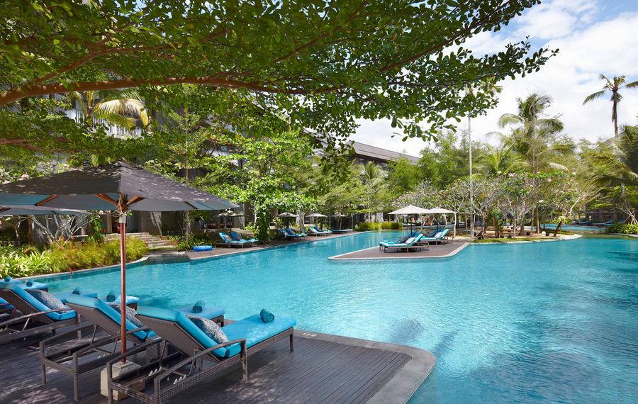 巴厘岛努沙杜亚万怡酒店