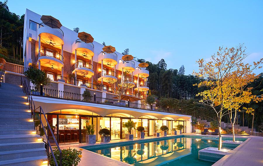 莫干山云顶堡度假酒店