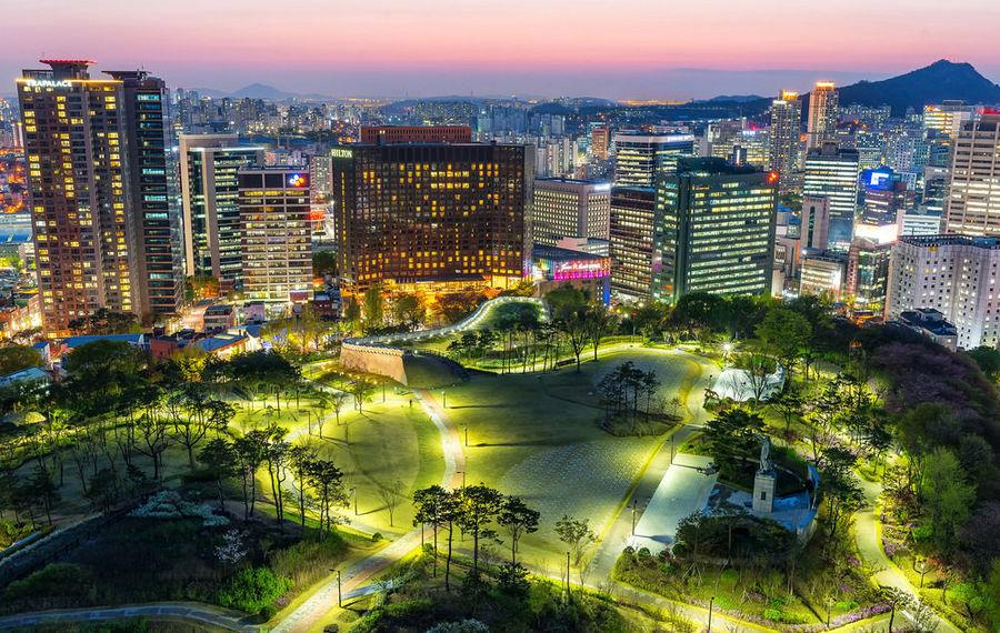千禧首尔希尔顿酒店 Millennium Seoul Hilton
