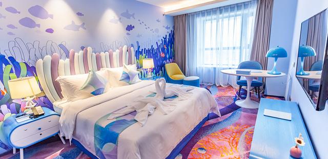 上海海昌海洋公园主题度假酒店