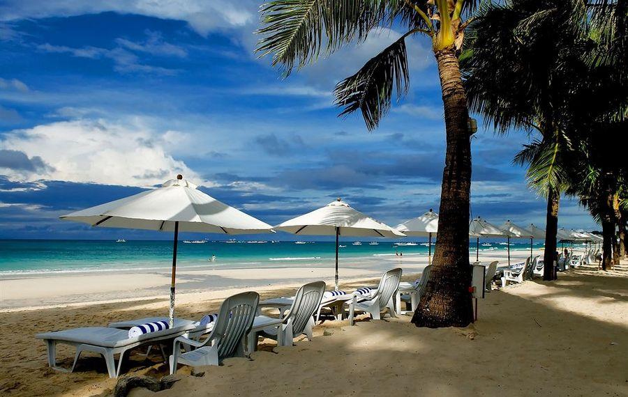 长滩岛摄政沙滩水疗度假村Henann Regency Resort & Spa
