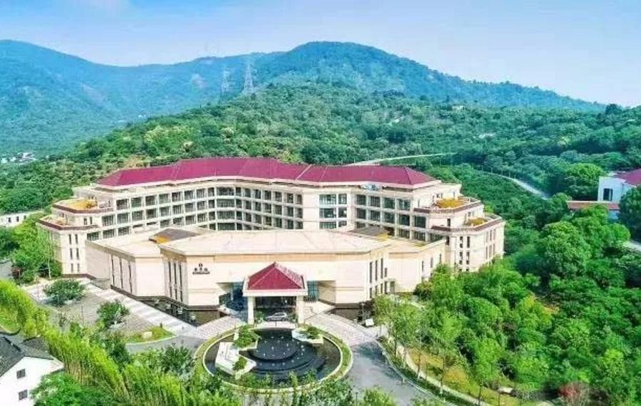苏州东山宾馆(叠翠楼)
