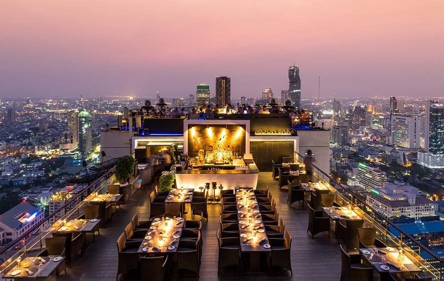 曼谷悦榕庄酒店Banyan Tree Bangkok