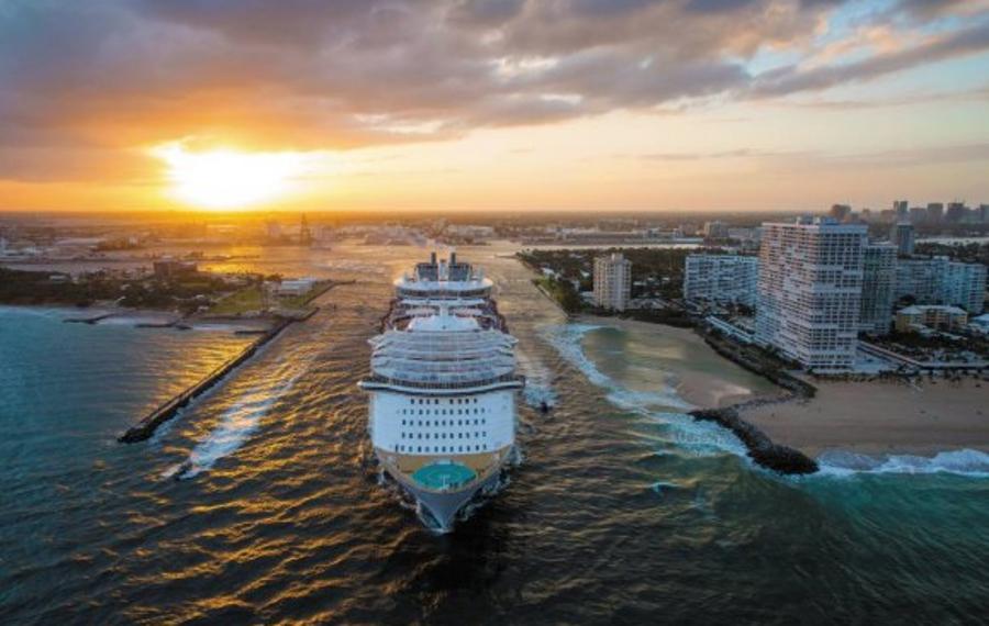 皇家加勒比国际游轮·海洋交响号