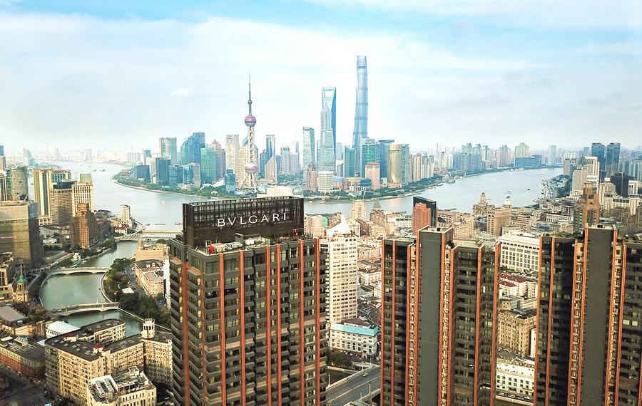 上海宝格丽酒店