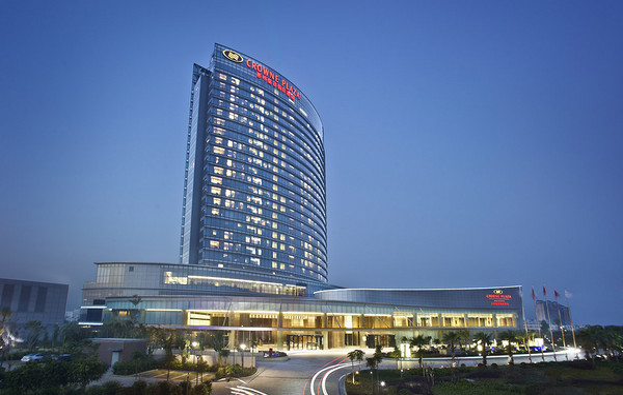 惠州皇冠假日酒店