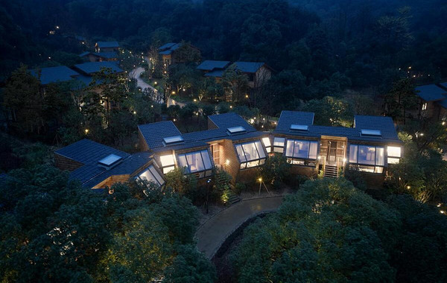 杭州开元森泊度假酒店