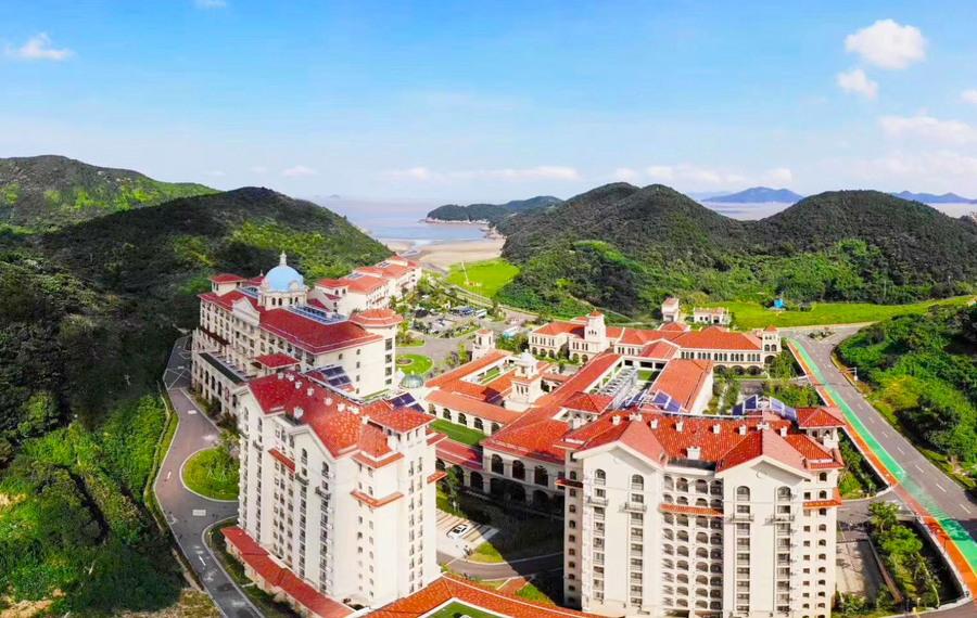 宁波工人疗养院(半边山度假店)