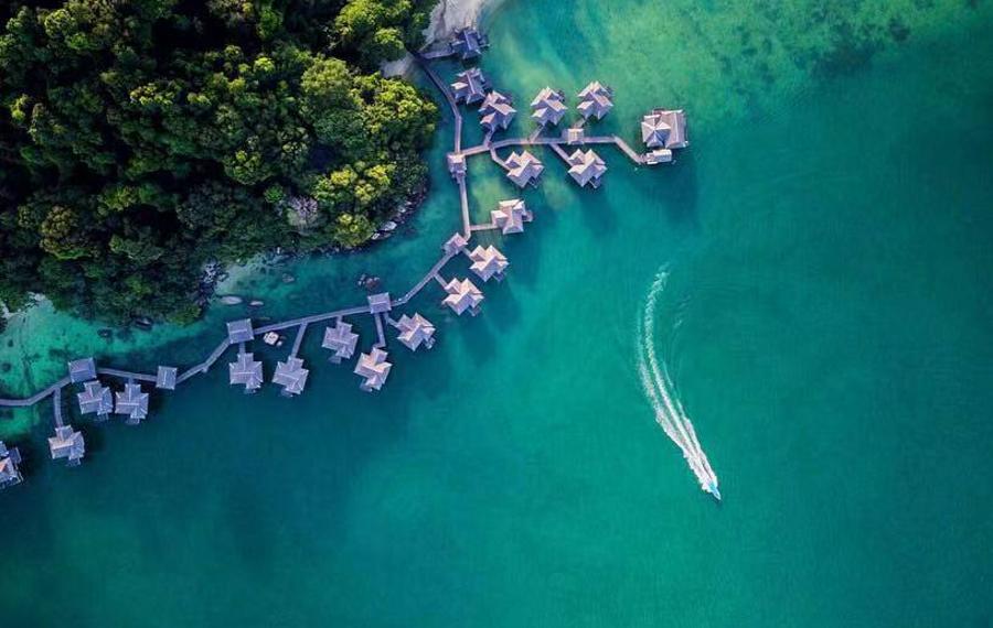 绿中海度假村Pangkor Laut Resort
