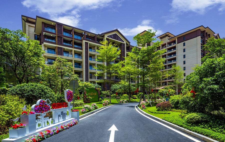 惠州碧桂园润杨溪谷花园酒店