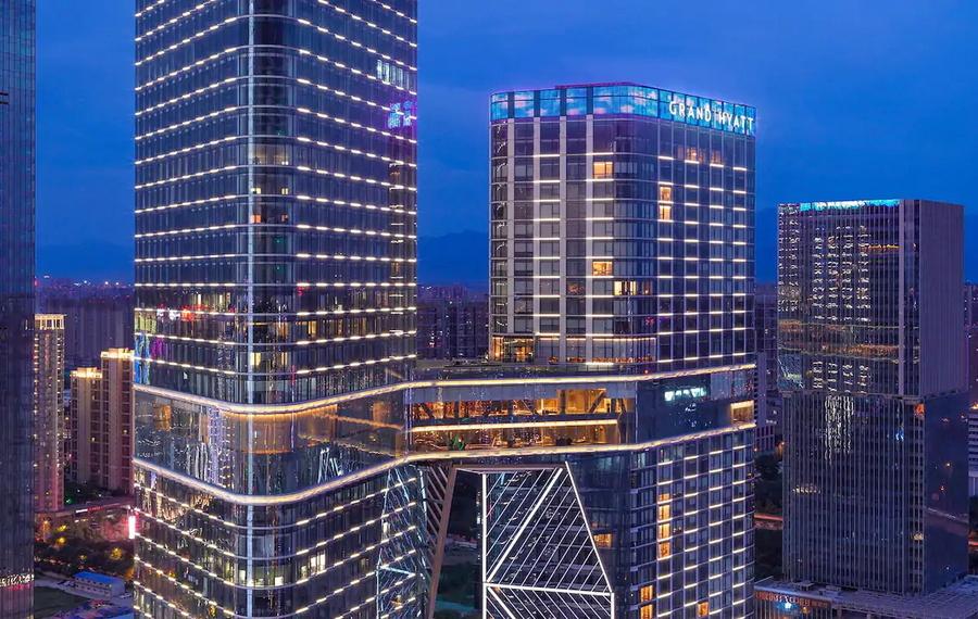西安君悦酒店