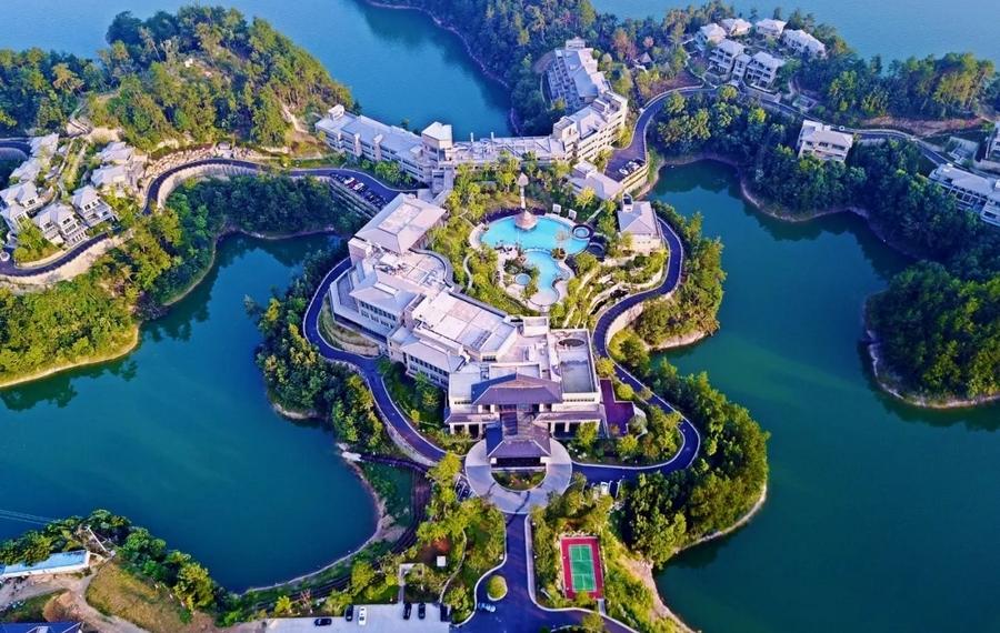 千岛湖伯瑞特度假酒店